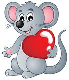 Mouse theme image 4 Royalty Free Stock Photography