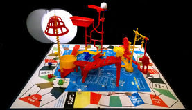 Mouse Trap Game Stock Images