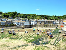 Mousehole, Cornwall. Royalty Free Stock Photo