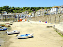 Mousehole, Cornwall. Royalty Free Stock Images