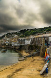 Mousehole Harbour. In Cornwall, southwest UK Stock Photo