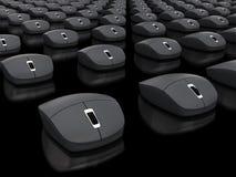 Mouses Imagens de Stock