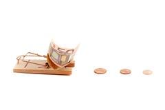 Mousetrap Imagens de Stock Royalty Free