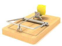 mousetrap Obraz Stock