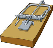 Mousetrap Royalty Free Stock Photo