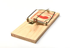 mousetrap Zdjęcie Stock
