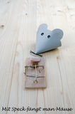 Mousetrap Royalty Free Stock Image