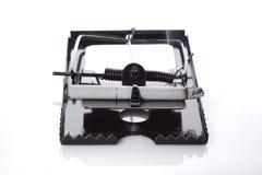 Mousetrap z papierosem Zdjęcie Royalty Free