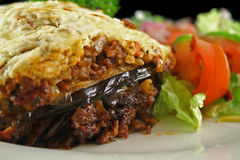 Moussaka 2 Stock Foto