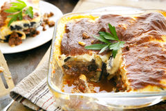 Moussaka Royalty Free Stock Image