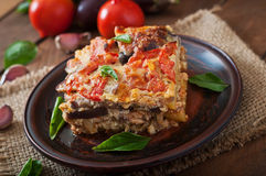 Free Moussaka Stock Photo - 57363580
