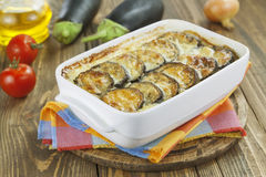 Moussaka Stock Photography