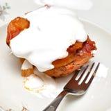 Moussaka-potatoes dish Stock Images