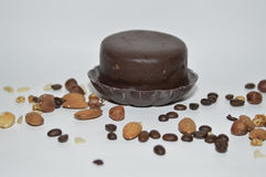 Mousse σοκολάτας Στοκ φωτογραφία με δικαίωμα ελεύθερης χρήσης