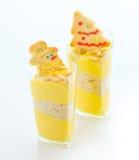 mousse десерта стоковые изображения rf