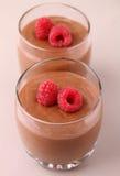 mousse шоколада Стоковое Изображение RF