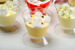 Mousse Royalty Free Stock Photography