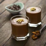 Mousse Au Chocolat Στοκ φωτογραφία με δικαίωμα ελεύθερης χρήσης