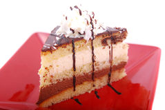 Mousse cake Royalty Free Stock Photography