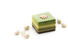 Mousse cake Royalty Free Stock Photos