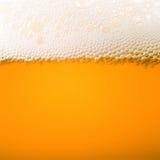 Mousse de bière images libres de droits