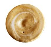 Mousse de cappuccino Images libres de droits