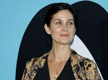 Mousse de Carrie-Anne Photographie stock