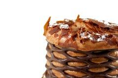Mousse de chocolate #2 Imagens de Stock