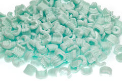 Mousse de polystyrène photo stock