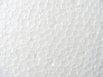 Mousse de polystyrène de texture photo libre de droits