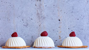 Mousse dessert Royalty Free Stock Images