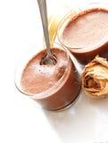 Mousse di Chocolat Immagini Stock Libere da Diritti