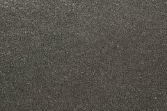 Mousse noire d'emballage Photographie stock