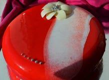 Mousse tort Fotografia Royalty Free