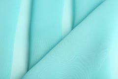 Mousseline de soie de Celadon Photos stock