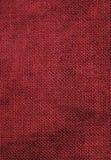 Mousseline rouge Photos libres de droits