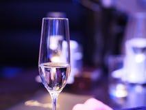 Mousserande vin arkivbilder