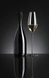 Mousserende wijn Stock Afbeeldingen
