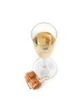 Mousserende wijn Stock Foto's