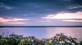 Mousson à Nagpur Photo libre de droits