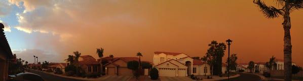 Mousson de l'Arizona Images stock