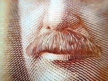 Moustache Stock Images