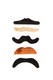 Moustaches Royalty Free Stock Photo