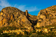 Moustier Stock Photography
