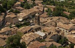 Moustiers-Sainte-Marie Imagenes de archivo
