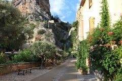 Free Moustiers-Sainte-Marie, Frech Provence Stock Image - 122658551