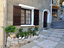 Moustiers Sainte Marie Royalty Free Stock Photo