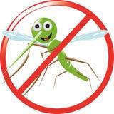 Moustique illustration de vecteur