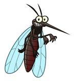 moustique illustration libre de droits