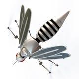 Moustique de robot de GMO Images libres de droits